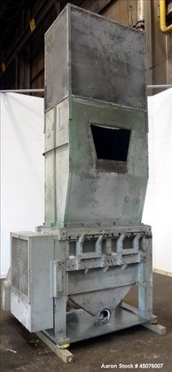Used- Cumberland Granulator, Model 50