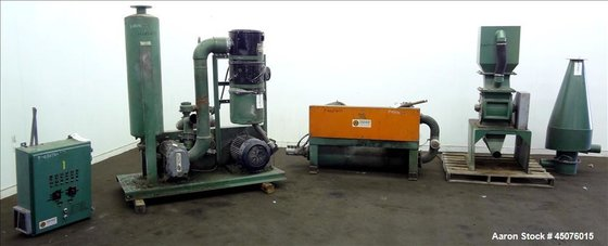 Used- Process Control Vacuum Conveying
