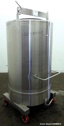 Used- Tank, 200 Gallon, 304