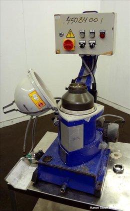 Used- Alfa Laval MIB-303S-13 Solid