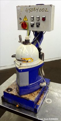 Used- Alfa Laval MIB-303S-13 Solid