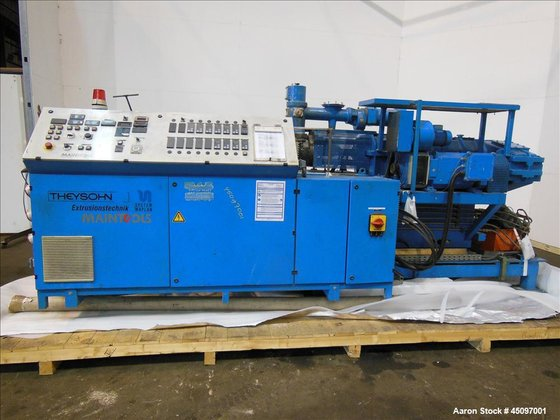 Used- Pipe Extrusion Line For