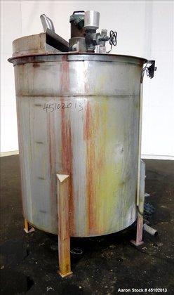 Used- Haza Mechanical Tank, 458