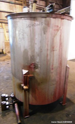 Used- Haza Mechanical Tank, 458