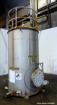 Used- Apache Stainless, Tank, 1,500