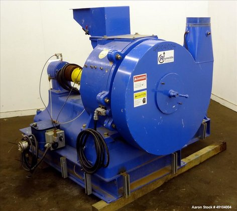 Used- Reynolds Engineering Impact Mill/