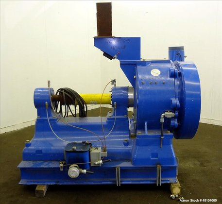Used- Reynolds Engineering Impact Mill/
