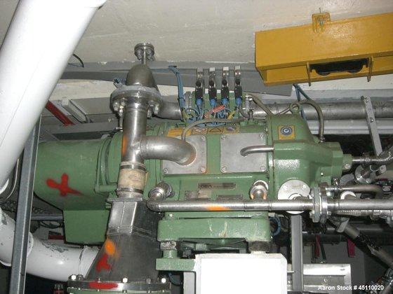 Used- Westfalia CA-221-21-00 Solid Bowl