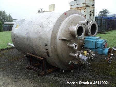 Used- PSV Reactor, Approximately 1056