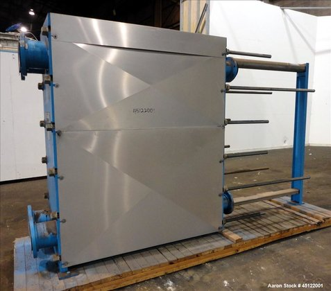 Used- Tranter Superchanger Plate Heat