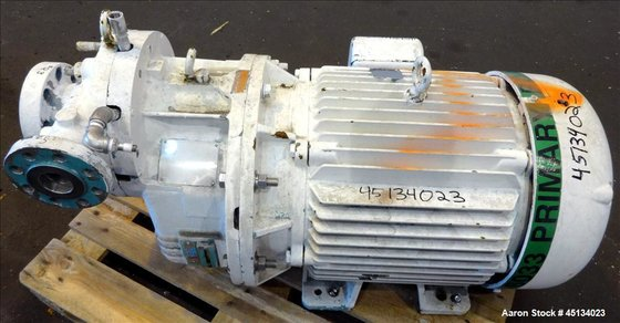 Used- Sundyne Centrifugal Pump, Model