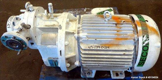 Used- Sundyne Centrifugal Pump, Model