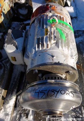 Used- Waukesha Centrifugal Pump, Model