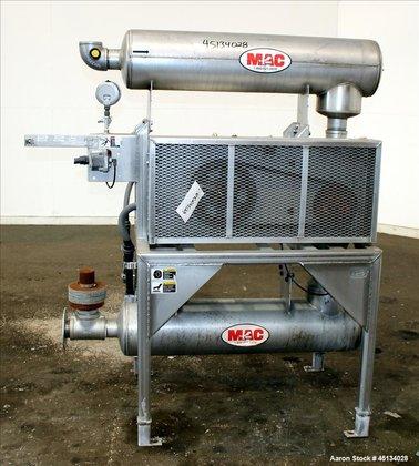 Used- MAC Equipment Vacuum Loading