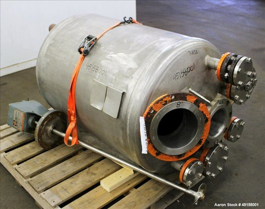 Used- Gaston County Pressure Tank,