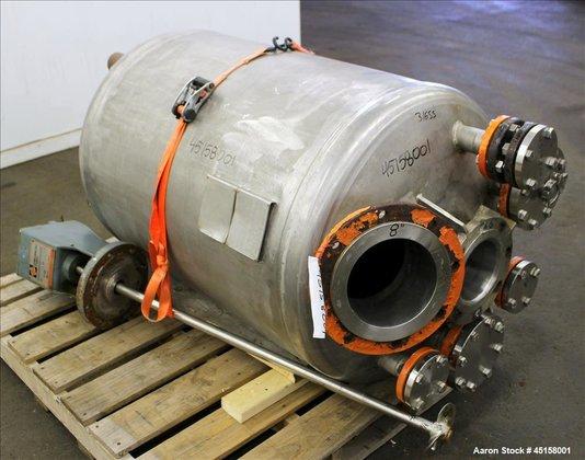 Used- Gaston County Pressure Tank,