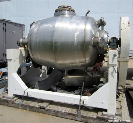 Used-Lauhoff Corp Batch Cooker, Model