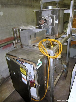 Used-Taylor Products Volumetric Feeder. 3""