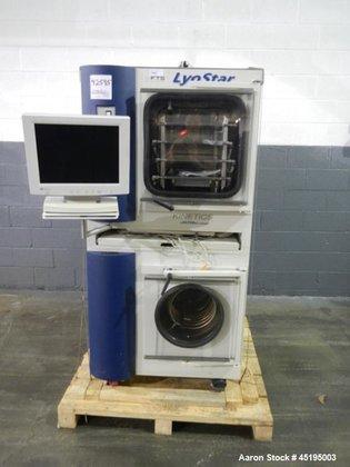 Used- FTS Lyostar Freeze Dryer,