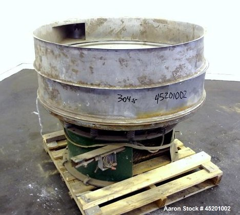 Used- Sweco Screener, Model S48C8886-1,