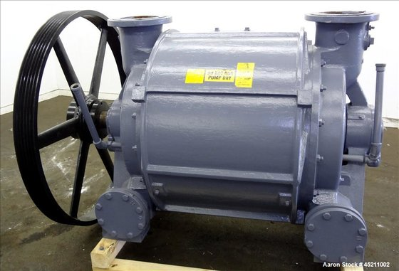 Used- Nash Liquid Ring Vacuum