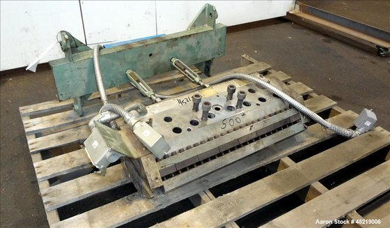 Used- Extrusion Dies Inc. EDI