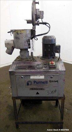 Used- Henschel FM10C Mixer, 316