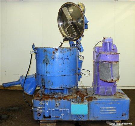 Used- Henschel High Intensive Mixer,