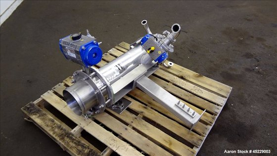 Used- De Dietrich Powder Pump,