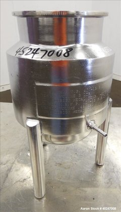 Used- DCI Reactor, 3 Liter