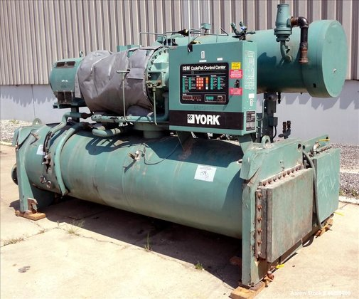 Used- York Codepack Rotary Screw