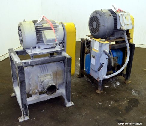 Used- Positive Displacement Blower Push