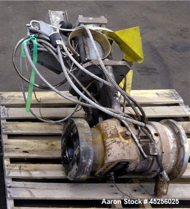"Used- Beringer 4-1/2"" Hydraulic Screen"