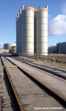 Used- Rail Unload and Transfer