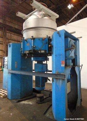 Used- Mixaco Maschinenbau High Intensity