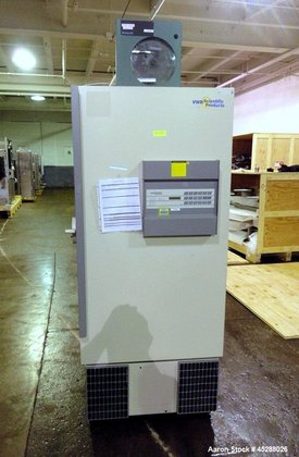 Used- VWE Scientific Refrigerator, Model