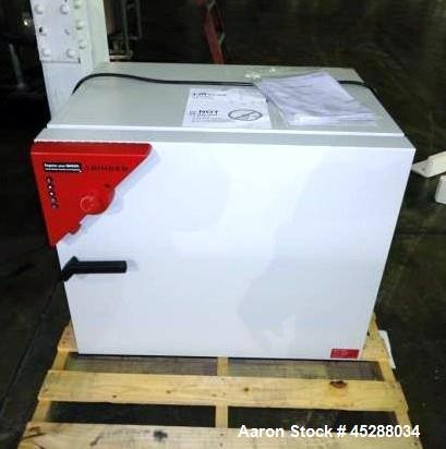 Unused- Binder Incubator, Model BF