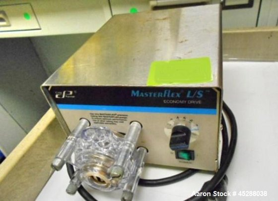 Used- Cole-Parmer 7554-90 Peristaltic Pump,