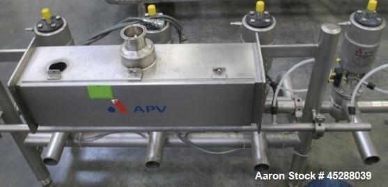 Used- APV Pressure Regulation Skid