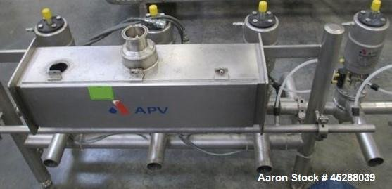 Used- APV Pressure Regulation Skid