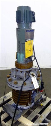 Used- MJ&H Fabrication Pressure Tank,