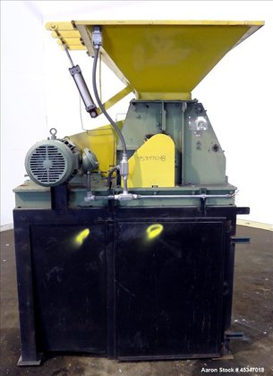 Used- Tema Single Roll Crusher,