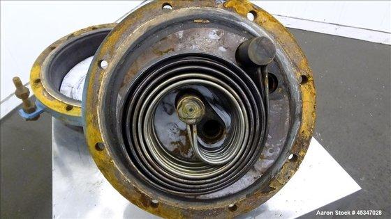 Used- Sentry Equipment Spiral Tube