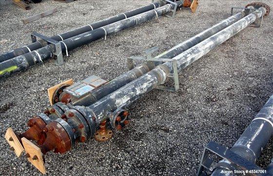 Used- Nitram Energy U Tube