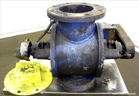 Used- Ponca Machine Rotary Valve,
