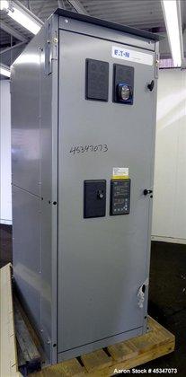 Used- Eaton 600 Amp Automatic