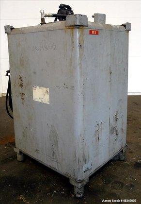 Used- Clawson Tank Company Liquid