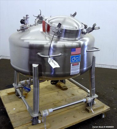 Used- DCI Pressure Tank, 400