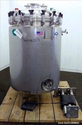 Used- T&C Stainless Reactor, 775