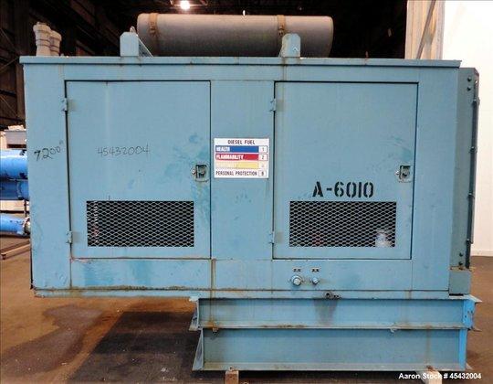 Used- Detroit Diesel 300 kW